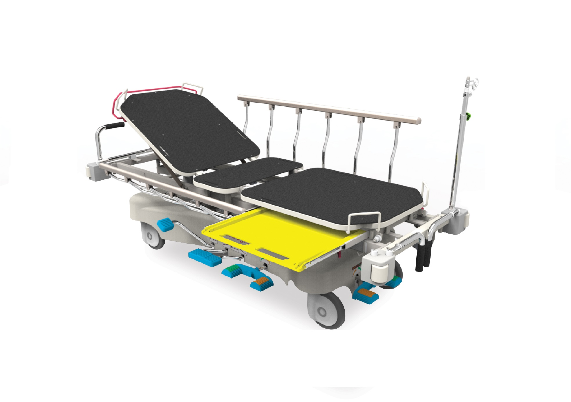PATIENT STRETCHER WITH X-RAY (MPT-201)