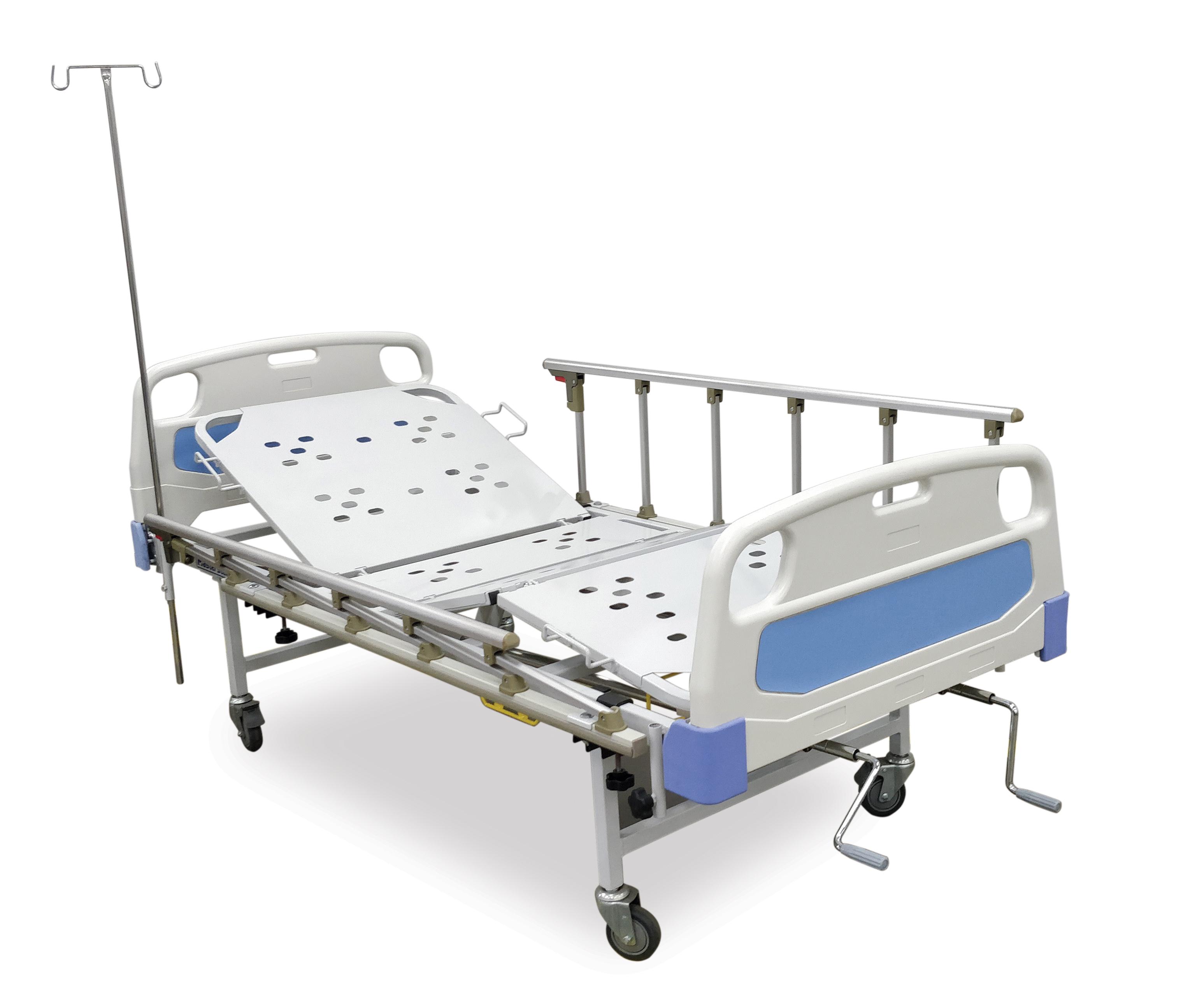 MANUAL CRANK BED (MMB-110)
