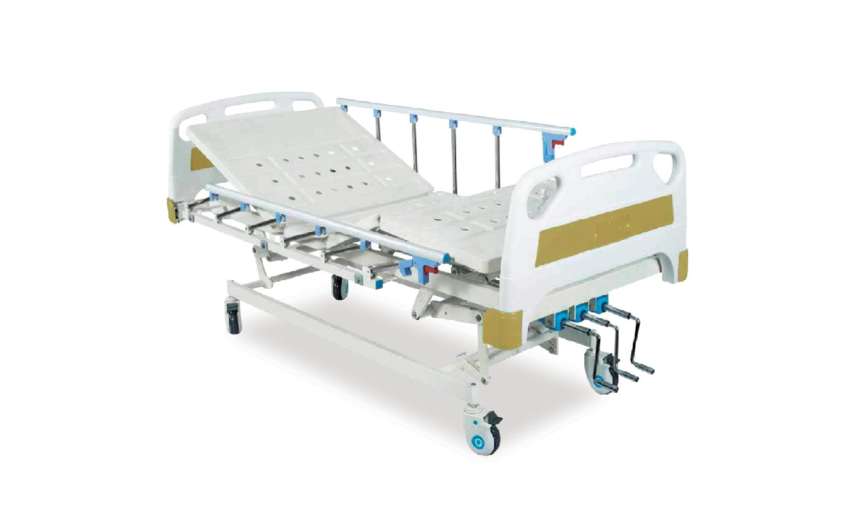 MANUAL CRANK BED (MMB-111)(HI-LO)