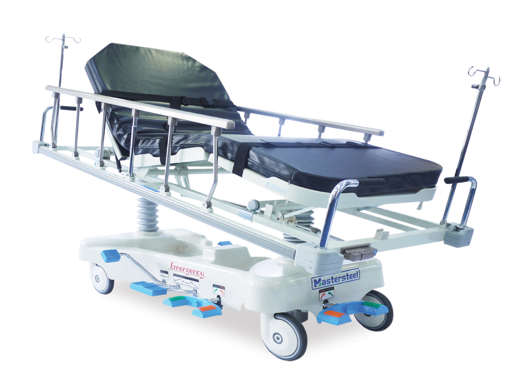 TRAUMA STRETCHER (ACCIDENT AND EMERGENCY) (MPT-200)