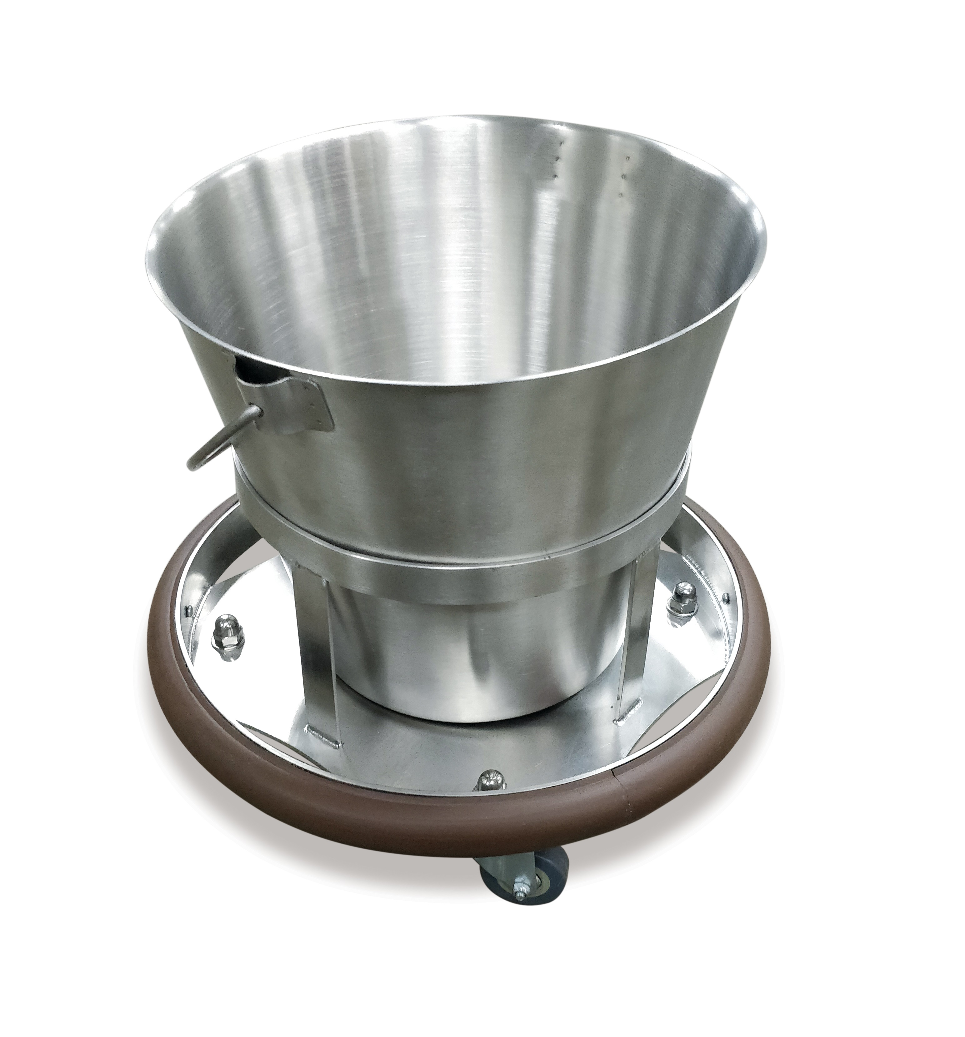 BUCKET SS ON MOBILE STAND (MS-8500)