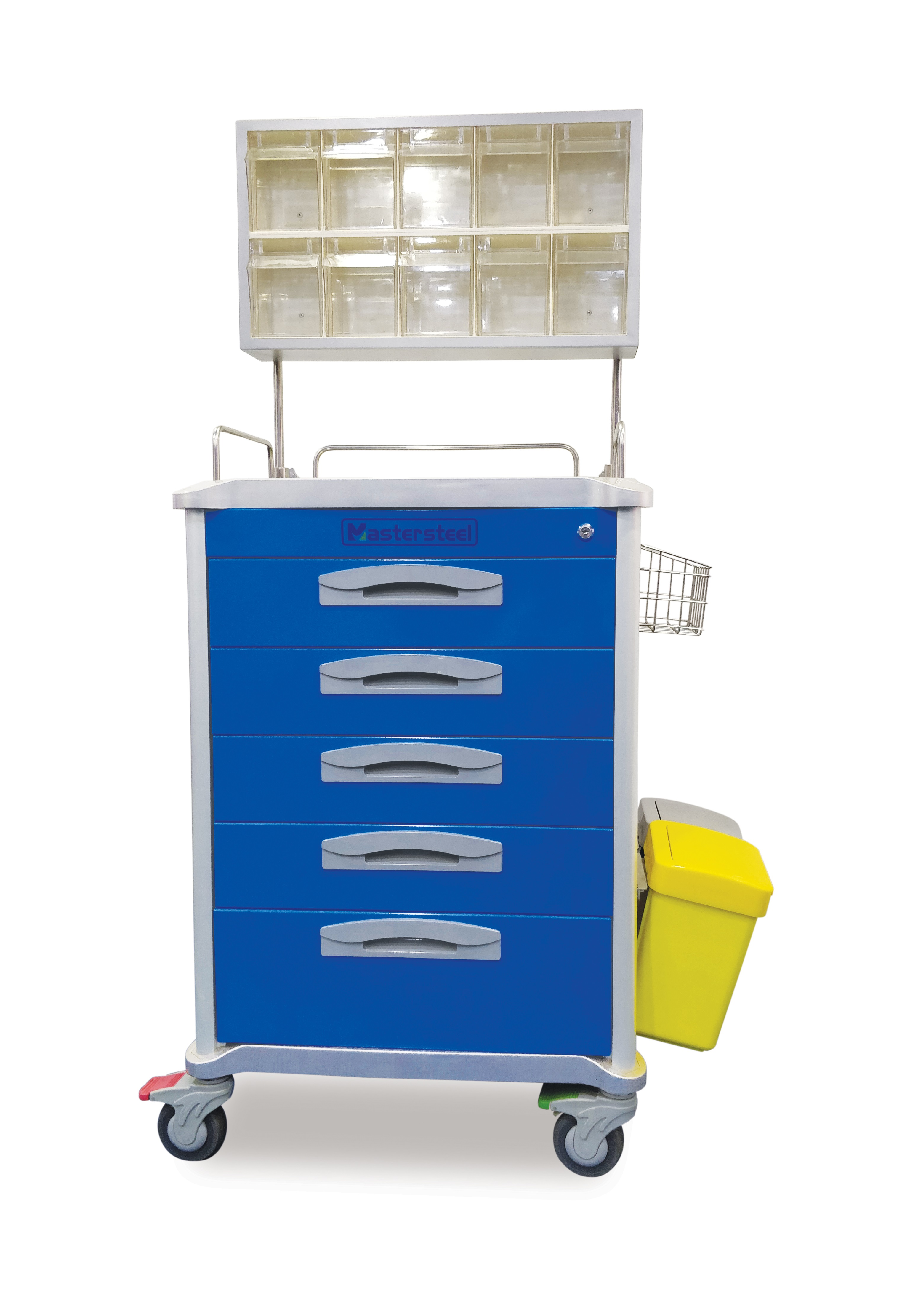 ANAESTHETIC CART (MS-6400)